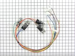 frigidaire 316580420 harness appliancepartspros com  at Burnt Wire In Gibson Wiring Harness