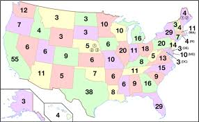 how many states does
