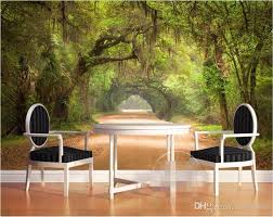 Image Logo Home Decor Photo Backdrops Wallpaper For Living Room Road Trees Rattan Office Bathrooms Hotel Wall Mural Murals3d Wall Paper Mural Wallpaper Landscape Dhgate Home Decor Photo Backdrops Wallpaper For Living Room Road Trees