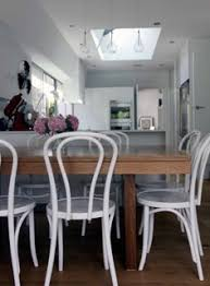 thonet bentwood chair in white find this pin and more on dining room