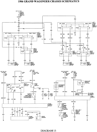 wagoneer wiring diagram schematics and wiring diagrams jeep wagoneer wiring diagram j10 tom oljeep