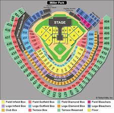 One Direction Miller Park Seating Chart One Direction Tickets 2015 Deals On 1001 Blocks