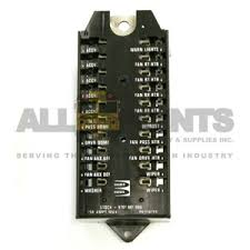 fuses & fuse boxes bus parts all points bus ATM Mini Fuses That Light Up 20 circuit fuse block, atc type
