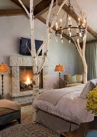 Schlafzimmer Romantisch Einrichten Boxspringbett Modern Dekorieren