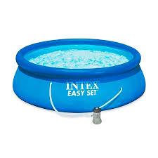 Детский бассейн Intex C28142 борта бассейна поддерживаются ...