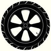 tires clipart. Beautiful Tires Car Or Truck Tire Symbol Inside Tires Clipart R