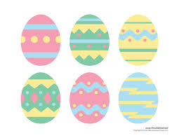Baskets, bunny, eggs and more great pictures and sheets to color. Easter Basket Template Easter Basket Clipart Easter Craft