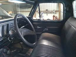 pin ford truck bench seat cover on