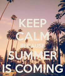 keep calm summer is coming wallpaper