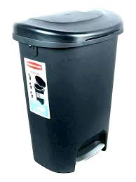 Perfect 30 Gallon Trash Container Gallon Kitchen Trash Can Gallon Stainless Steel Garbage  Can Gallon Stainless Steel .