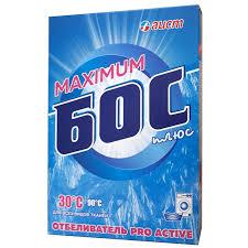 """<b>Отбеливатель БОС """"Плюс maximum</b>"""", порошок, 300г купить оптом"""