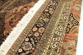 Tappeto Tessuto A Mano : Meraviglioso tappeto tessuto a mano in seta cachemire e lana
