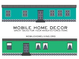 Small Picture Mobile Home Decorating Ideas