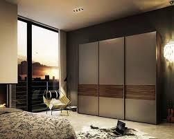 Image of: Bedroom Wardrobes Sliding Doors