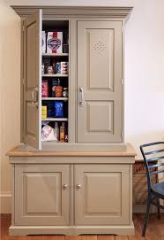 furniture for kitchens. free standing kitchen pantry cabinet painted kitchens bedrooms u0026 furniture handmade in britain for f