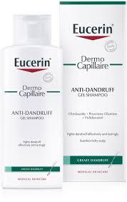 <b>Шампунь от перхоти</b> для жирных волос Eucerin ...
