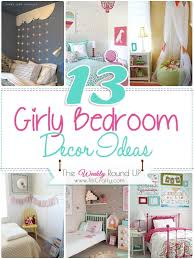 13 girly bedroom decor ideas the