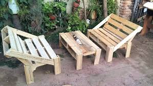 wood pallet outdoor furniture. Yard Furniture Made From Pallets Pallet Recycled Outdoor Set Wooden Patio . Wood