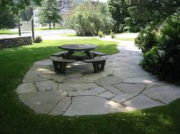 outdoor flagstone patio ideas