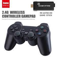 TIVI Mini Video Máy Chơi Game Với 2.4G Điều Khiển Không Dây Gắn trong 3500  Trò Chơi Cổ Điển Retro Tay Cầm Chơi Game HDMI đầu ra|Máy Chơi Game Cầm Tay