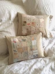 745 best ALMOFADAS images on Pinterest | Cushions, Christmas ... & HenHouse: handmade linen and vintage floral fabric cushions Adamdwight.com