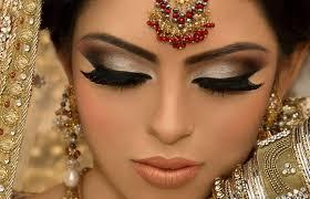 bridal makeover for reception