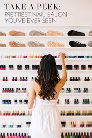 the prettiest nail salon more