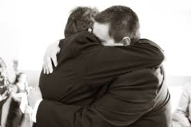 Image result for son hug his father