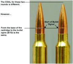 Effects Of Cartridge Over All Length Coal And Cartridge
