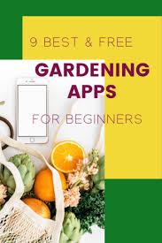 free gardening apps for beginners