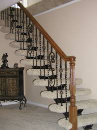 Image of: Stair Railing Ideas