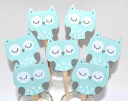 Owl Themed Baby Shower Diaper Cake  Home Party Theme IdeasBaby Shower Owl Cake Toppers