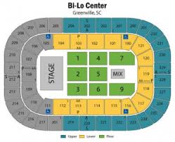 Greenville Arena Seating Chart Bon Secours Arena Seating Bon Secours Arena Seating Chart