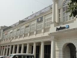 Hotel Delhi City Centre Hotel Radisson Blu Connaught Place New Delhi India Bookingcom