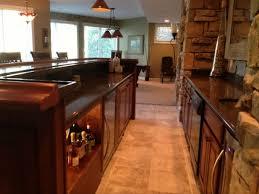 kitchen countertops ann arbor mi cambria quartz dexter cabinet countertop bar profile photo2
