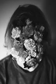 black and white flowers tumblr photography. Brilliant And Flowers Girl And Photography Image To Black And White Flowers Tumblr Photography L