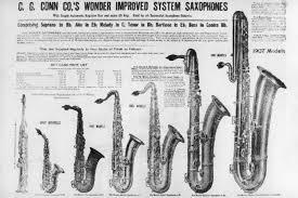 Saxophone Size Chart Vintage Saxophone Value Guide Sax Gourmet