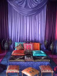 Arabian Nights theme decor and furniture rentals www.joesprophouse.com
