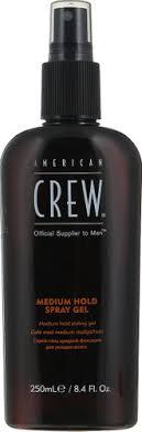 Отзывы на <b>American Crew Спрей-гель для</b> волос средней ...