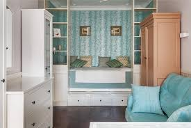 excellent blue bedroom white furniture pictures. 2-1-podium-bed-in-interior-design-peppermint- Excellent Blue Bedroom White Furniture Pictures T