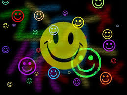 Animated wallpapers for mobile, Smiley ...