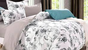 full size of black white duvet covers double target queen sets linen luxury single quilt flat
