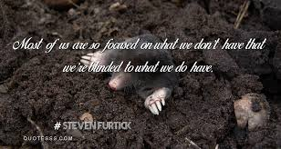 Steven Furtick Quotes Inspiration Steven Furtick QuoteMost Of Us Are So Focused On What We Don't Have