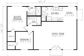 mediterranean style house plan 2 beds 2 baths 1000 sqft plan 1 1000 sq ft cabin