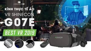 Kính Thực Tế Ảo 3D cho IPhone, Oppo, Samsung ✓ VR Shinecon G07E - YouTube