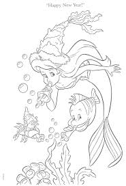 Just print them out for your next disney party! Free Coloring Pages Disney S The Little Mermaid Mermaid Coloring Pages Mermaid Coloring Book New Year Coloring Pages