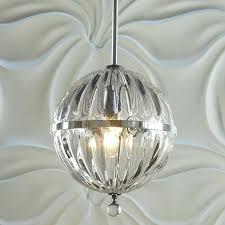 globe pendant chandelier fluted glass globe pendant small trans globe pendant lighting orion 16 light glass