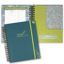 Monthly Bill Organizer Book Amazon Com Boxclever Press Budget Planner Check Out The Video