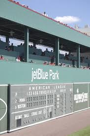 Jetblue Baseball Park Seating Chart Soxs New Jetblue Park Is Florida On The Outside And Boston