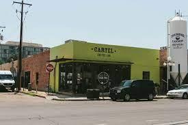 באמת נהנה זה כוס של לחלוט קר. Cartel Coffee Lab Downtown Tucson United States Arizona Tucson Local First Arizona